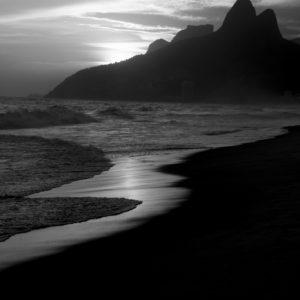 Sunset Ipanema